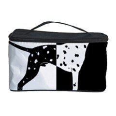 Dalmatian Dog Cosmetic Storage Case