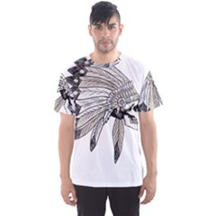 Indian Chef  Men s Sports Mesh Tee