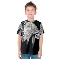 Indian Chef  Kids  Cotton Tee