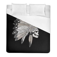 Indian Chef  Duvet Cover (full/ Double Size)