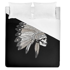 Indian Chef  Duvet Cover (queen Size)