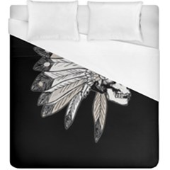 Indian Chef  Duvet Cover (king Size)