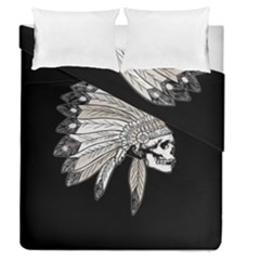 Indian Chef  Duvet Cover Double Side (queen Size)