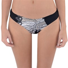 Indian Chef  Reversible Hipster Bikini Bottoms