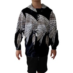 Indian Chef  Hooded Wind Breaker (kids)