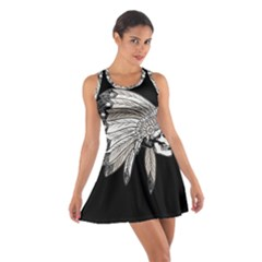 Indian Chef  Cotton Racerback Dress