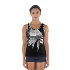 Indian Chef  Sport Tank Top