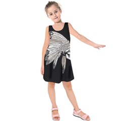 Indian Chef  Kids  Sleeveless Dress