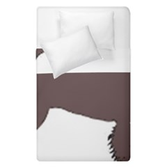 American Water Spaniel Silo Color Duvet Cover Double Side (single Size)