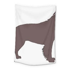 American Water Spaniel Silo Color Small Tapestry