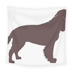 American Water Spaniel Silo Color Square Tapestry (large)