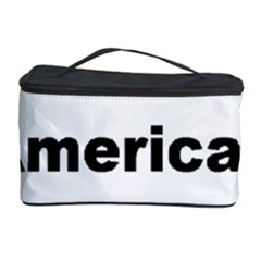 A Is For American Water Spaniel Cosmetic Storage Case