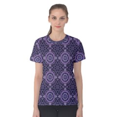 Oriental Pattern Women s Cotton Tee