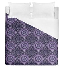 Oriental Pattern Duvet Cover (queen Size)