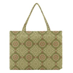 Oriental Pattern Medium Tote Bag