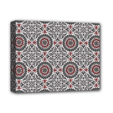 Oriental Pattern Deluxe Canvas 14  X 11