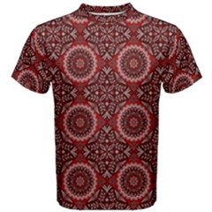 Oriental Pattern Men s Cotton Tee