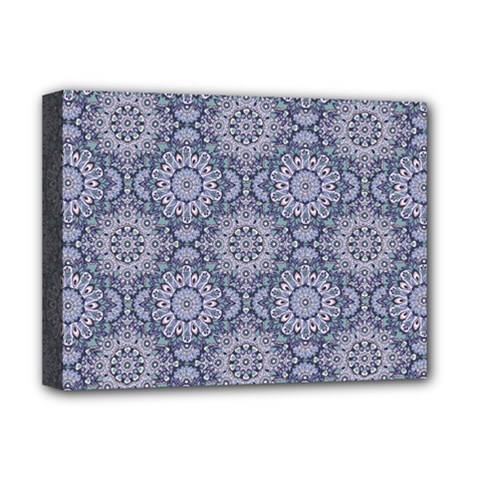Oriental Pattern Deluxe Canvas 16  X 12