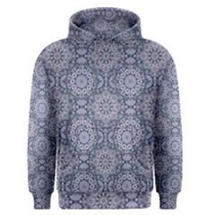 Oriental Pattern Men s Pullover Hoodie