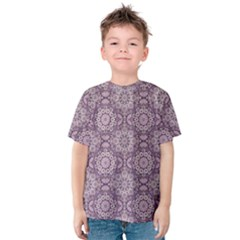 Oriental Pattern Kids  Cotton Tee