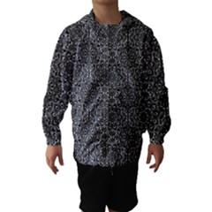 Oriental Pattern Hooded Wind Breaker (kids)