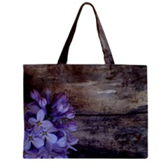 Lilac Mini Tote Bag
