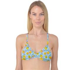 Playful Mood Reversible Tri Bikini Top