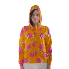 Playful Mood Ii Hooded Wind Breaker (women)