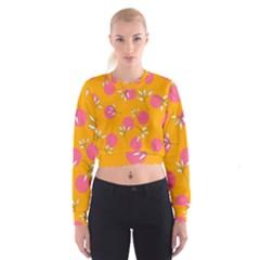Playful Mood Ii Basics Cropped Sweatshirt