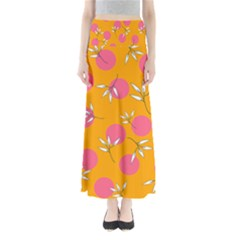 Playful Mood Ii Full Length Maxi Skirt