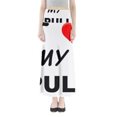 Puli Love Full Length Maxi Skirt