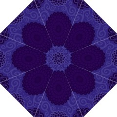 Flower Floral Sunflower Blue Purple Leaf Wave Chevron Beauty Sexy Straight Umbrellas
