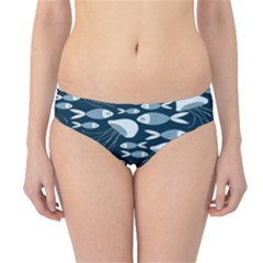 Jellyfish Fish Cartoon Sea Seaworld Hipster Bikini Bottoms
