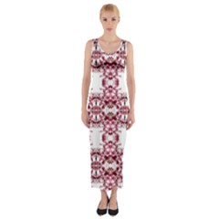 Denmark Lit0211002018 Fitted Maxi Dress