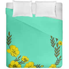 A New Day Duvet Cover Double Side (california King Size)