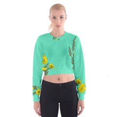 A New Day Cropped Sweatshirt