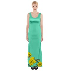 A New Day Maxi Thigh Split Dress