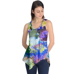 Color Mix Canvas                           Sleeveless Tunic