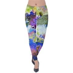 Color Mix Canvas                           Velvet Leggings