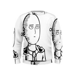 Saitama Kids  Sweatshirt