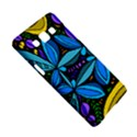 Star Polka Natural Blue Yellow Flower Floral Samsung Galaxy A5 Hardshell Case  View5