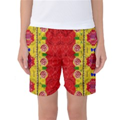 Light Candles And The Fern Will Still Grow In The Summer Women s Basketball Shorts