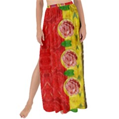 Light Candles And The Fern Will Still Grow In The Summer Maxi Chiffon Tie Up Sarong