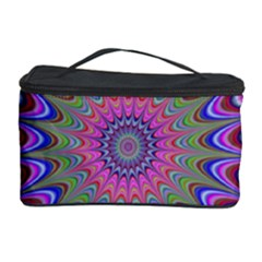 Art Mandala Design Ornament Flower Cosmetic Storage Case