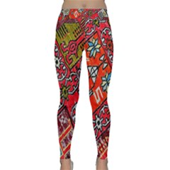 Carpet Orient Pattern Classic Yoga Leggings