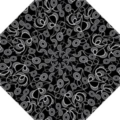 Floral Pattern Background Straight Umbrellas