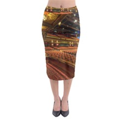 Florida State University Midi Pencil Skirt