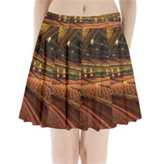 Florida State University Pleated Mini Skirt