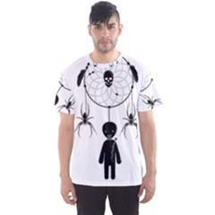 Voodoo Dream Catcher  Men s Sports Mesh Tee