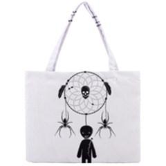Voodoo Dream Catcher  Mini Tote Bag